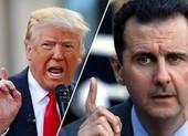 Ông Assad 'khen' ông Trump là tổng thống Mỹ trung thực nhất
