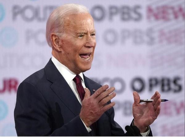 Cựu Phó Tổng thống Mỹ Joe Biden chưa bị Thượng viện yêu cầu ra tòa, nhưng nhiều nhân vật Cộng hòa ủng hộ Tổng thống Donald Trump đã đề cập khả năng này. Ảnh: GETTY IMAGES