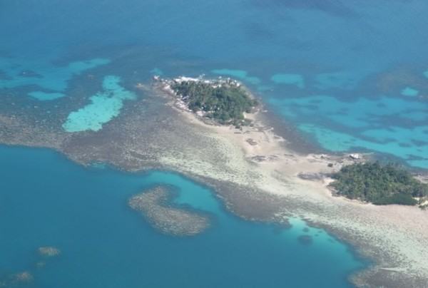 Quần đảo Natuna. Ảnh: WORDPRESS