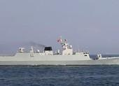 Lính Trung Quốc ở Hong Kong tập trận bắn đạn thật ở biển Đông