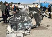 Máy bay Ukraine bị bắn: Chờ Iran đi bước tiếp theo