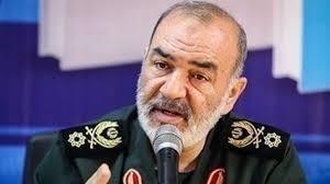 Tướng Hossein Salami  - Tư lệnh Quân đoàn Vệ binh Cách mạng Hồi giáo Iran (IRGC) xin lỗi về sự cố bắn nhầm máy bay Ukraine chở 176 người. Ảnh: IRANPRESS
