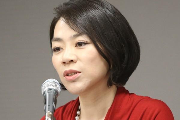 Bà Cho Huyn-ah, chị gái ông Cho Won-tae - Tổng Giám đốc Korean Air. Ảnh: AP