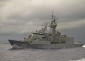 Úc, Mỹ điều thêm tàu đến biển Đông, tổ chức tập trận hàng hải