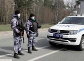 Ông Putin: Xem xét huy động quân đội cùng chống dịch COVID-19