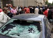 Triệt hạ 4 người xả súng ở sàn giao dịch chứng khoán Pakistan