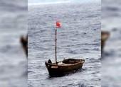 Phát hiện tàu cá nghi chở công dân Triều Tiên ngoài khơi Nhật