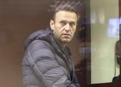 Ông Navalny vẫn tuyệt thực, giảm thị lực, có nguy cơ suy thận