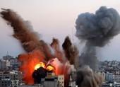 Israel thả 110 bom dẫn đường xuống Dải Gaza