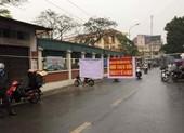 Dỡ bỏ khoanh vùng 4 khu dân cư có người nghi nhiễm COVID-19