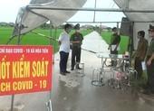 Phong toả 1 thôn ở Thái Bình có người dương tính Covid-19