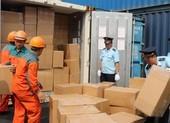 Bắt giữ 2 tấn lá khát nhập lậu vào cảng Hải Phòng
