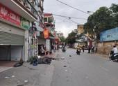 Sau hỗn chiến, 2 người đi xe máy nghi bị ô tô tông tử vong