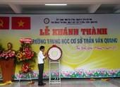 Quận Tân Bình có thêm trường THCS mới