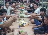 Bốn người tổ chức ăn nhậu trong khu cách ly bị phạt 800 ngàn