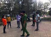 Bình Thuận: Nhắc nhở các cuộc nhậu vỉa hè tập trung đông người