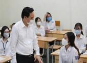 Bộ trưởng Nhạ: Không bắt HS làm dồn dập nhiều bài kiểm tra