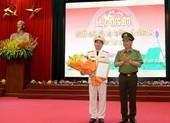 Nhân sự mới Bộ Công an