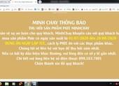 Vụ pate Minh Chay: TP.HCM cảnh báo 1.290 khách hàng