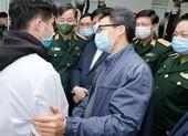 Sức khỏe 3 người tiêm vaccine COVID-19 đầu tiên ở Việt Nam
