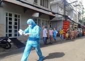 Quận Bình Thạnh TPHCM phát hiện 7 ca nghi nhiễm COVID-19