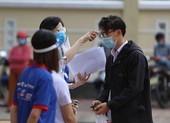 Hơn 400 thí sinh ở Khánh Hòa phải dừng thi do COVID-19