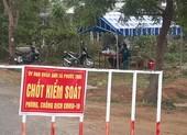 Ninh Thuận xuất hiện ca COVID-19 đầu tiên lây qua cộng đồng