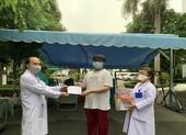 587 bệnh nhân COVID-19 ở TP.HCM được xuất viện