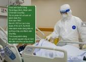 BV Chợ Rẫy triển khai báo tin sức khỏe bệnh nhân COVID-19 cho người thân