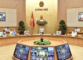 Thủ tướng: Cố gắng đến 30-9 từng bước nới lỏng để khôi phục kinh tế-xã hội