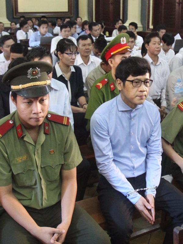 Bị cáo Phan Thành Mai