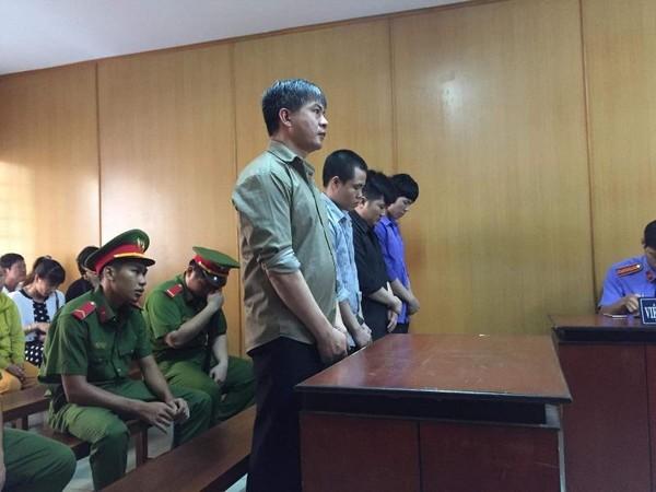 Thông dịch viên vào tù vì phi vụ muỗng