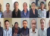 19 bị can bị truy tố trong đại án gang thép Thái Nguyên