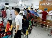 Bệnh nhân ngộ độc rượu tăng cao dịp Tết Kỷ Hợi