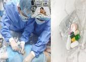 Uống thuốc đau họng, bé trai bị sốc phản vệ nguy kịch