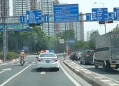 Cuộc chạy đua thần tốc ý nghĩa của cảnh sát giao thông