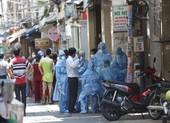 Phong tỏa hẻm 287 Nguyễn Đình Chiểu vì ca nghi mắc COVID-19