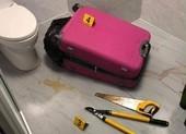 Công an thông tin chính thức về thi thể trong valy tại quận 7