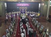 Video: Bài hát 'Nhỏ ơi' vang lên trong lễ tang của NS Chí Tài