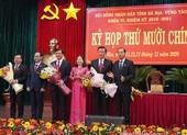 Bà Rịa- Vũng Tàu có thêm 1 phó chủ tịch UBND tỉnh