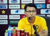 Malaysia chuẩn bị đấu với ông Park