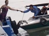 Điều tra: TTGT kiểm tra sổ chớp nhoáng trên sông Đồng Nai