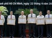 Báo Pháp luật TP.HCM nhận bằng khen vì đóng góp cho HĐND TP