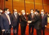 Toàn văn phát biểu của Tổng Bí thư Nguyễn Phú Trọng tại kỳ họp Quốc hội