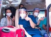 Bác sĩ sản lên đường tham gia bệnh viện dã chiến số 16 ở TP.HCM