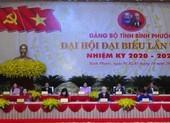 Bình Phước: Bầu 53 người vào Ban Chấp hành Đảng bộ tỉnh