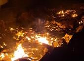 Bình Dương: Biển lửa bao trùm công ty sản xuất đồ gỗ