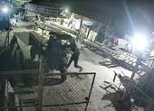 Trộm táo tợn cắt khóa, trộm cả xe ba gác ở Bình Chánh