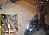 Người đàn ông lao xe máy vào kẻ trộm xe ở TP Thủ Đức