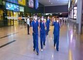 Đoàn cán bộ y tế Bắc Giang đến hỗ trợ Long An chống dịch COVID-19